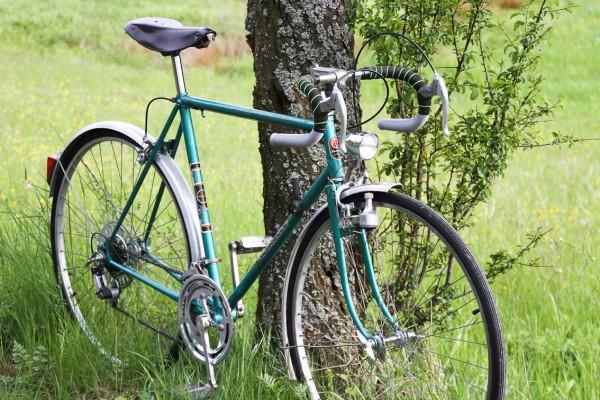 Bicykel Favorit ČSSR  – nízkorozpočtová renovácia pre Retropožičovňu Sihla